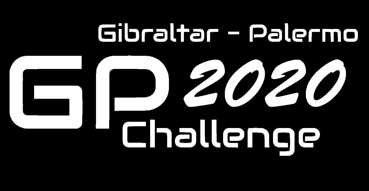 GP-Challenge 2020 - no legs no limits the sailing challenge Gibraltar Palermo Katamaran logo