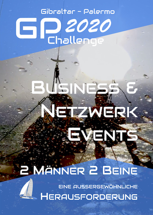 Besondere Business EVENTS GP Challenge Events Gibraltar Palermo 2020 Netzwerk Rüdiger Böhm Keynote Speaker Motivation Experte